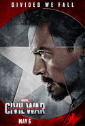 Civil War Character Poster 07