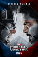Captain America Civil War Poster 02