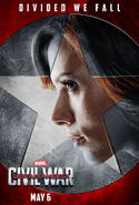 Civil War Character Poster 09