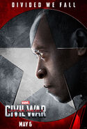 Civil War Character Poster 11