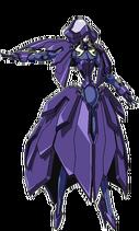 Captain Earth Wiki - Mech - Kiltgang - Type-8 - Siren