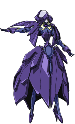 Captain Earth Wiki - Mech - Kiltgang - Type-8 - Siren
