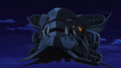 Captain Earth Wiki - Unmanned Impacter- Sarama Engine