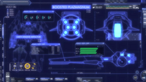 Captain Earth Wiki - Weapon - Plasmagnum - Blueprint