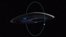Captain Earth Wiki - Vehicle - Oberon - Greyscale & Blue