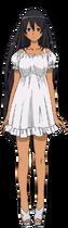 Captain Earth Wiki - Character - Hana Mutou - Casual