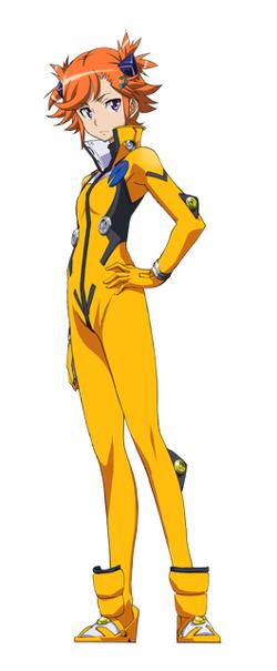 Akari Yomatsuri - Flight Suit