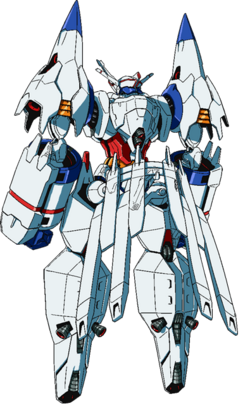 Captain Earth Wiki - Mech - Engine - Earth - Impactor - Back