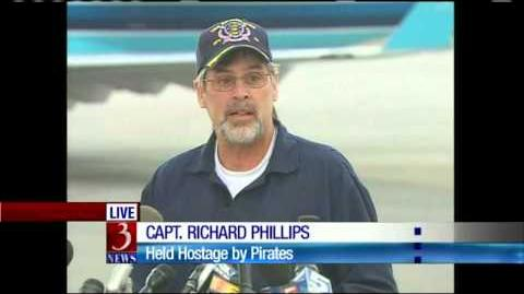 Captain Richard Phillips Press Conference 4-17-2009