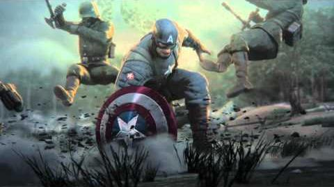 Captain America Super Soldier Trailer 3