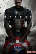 Captain America The First Avenger Poster1