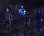 Cap w commandos
