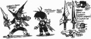 Captain japan organic sketches by kainsword kaijin-d9bgbbs
