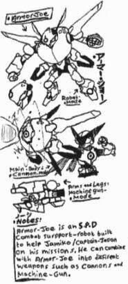 Captain japan armor joe doodles by kainsword kaijin-d8ubm03