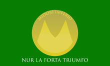 Midori empire flag