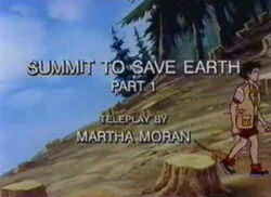 Episode-Summit-to-Save-Earth-Part-I