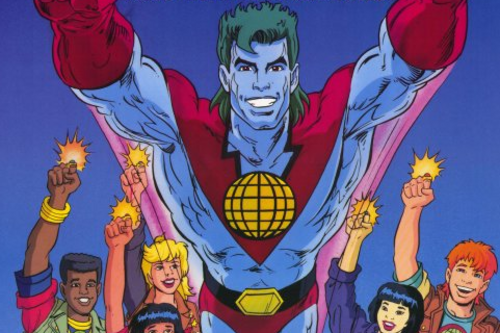 Captain Planet and the Planeteers Wiki