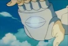 Eye Closed Iron Fist