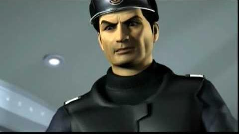 Captain Scarlet CGI Trailer from 2000