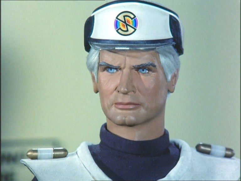 Colonel White Captain Scarlet And The Mysterons Fandom