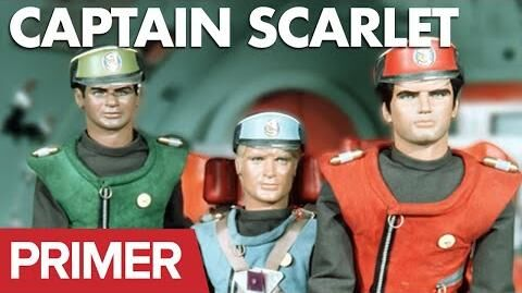 Gerry Anderson Primer Captain Scarlet and the Mysterons (1967-1968)