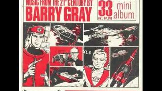 Barry Gray Orchestra - The Spectrum - Captain Scarlet (Vocal End Credits)