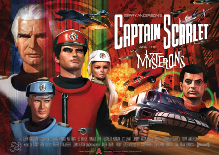 Captain Scarlet home page