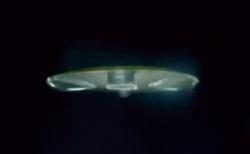 Mysteron Flying Saucer