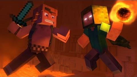 """Take Back the Night"" - A Minecraft Original Music Video-0"