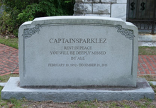 CaptainSparklez Funeral