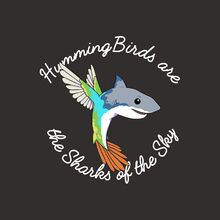 Hummingbird merch