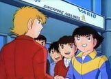 Schneider and Tsubasa (Movie 2)