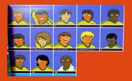 All South America Jr (1986) 1
