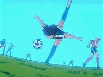 Tsubasa Drive Shot (Movie 4)