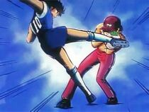 Genzo vs Hyuga (CT)