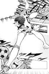 Misugi Drive Shot (BWY)