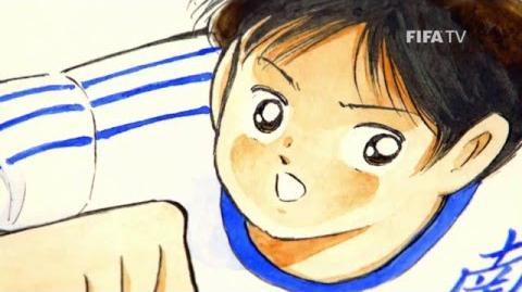 Captain Tsubasa = Lionel Messi?