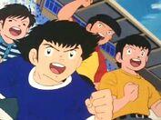Otomo Quartet - Nankatsu supporters