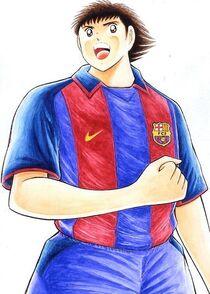Tsubasa Barcelona (OFF) 1