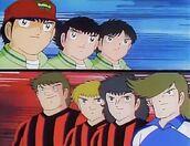 U-14 Japan Jr. vs. All Europe Jr 2
