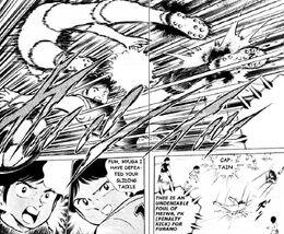 Matsuyama vs Hyuga (KD)