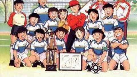 Captain Tsubasa - Moete Hero