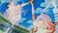 Aoi and Tsubasa - Twin Shot
