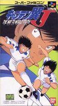 Tsubasa Aoi and Hyuga - The Way to World Youth (Game) (2)