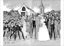 Tsubasa wedding