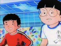 Tsuboi and Manabu (CT)