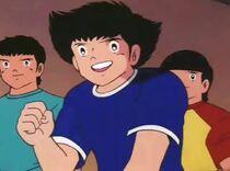 Otomo Quartet - Nankatsu supporters 2