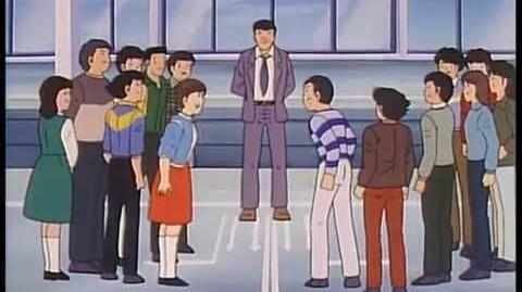 Captain Tsubasa - Camino al Mundial