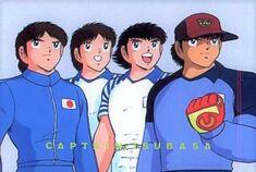 Tsubasa Jun Taro Genzo - Japan Jr (1989 OVA)
