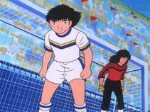 Tsubasa and Ken - U-13 Japan
